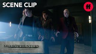 Shadowhunters | Season 1, Episode 13: Vampires vs. Shadowhunters | Freeform
