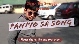 Paniyon Sa | Daksh The Swagger | Satyameva Jayate | John Abraham | Ft. Atif Aslam