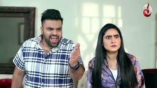 Larki Warranty Ki Jaga Romi Say Rishta Karay Gi?| Comedy Scene | Biwi Se Biwi Tak |Aaj Entertainment