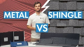 How is metal roofing
