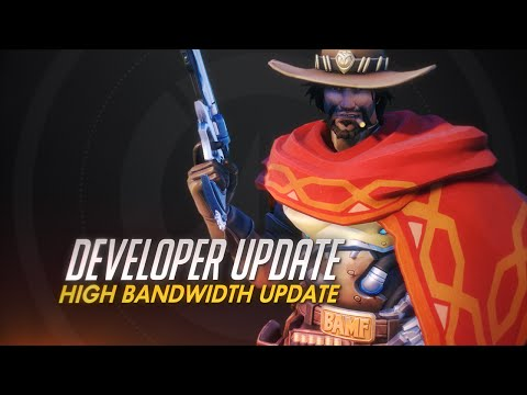 High Bandwidth Update