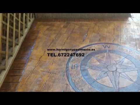 Hormigon Impreso Iglesiarrubia 672247692 Burgos