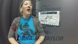 LORRAINE TAYLOR - Harcourts Rotorua Dancing With The Stars 2016