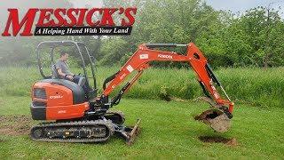 Excavator digging technique for beginners