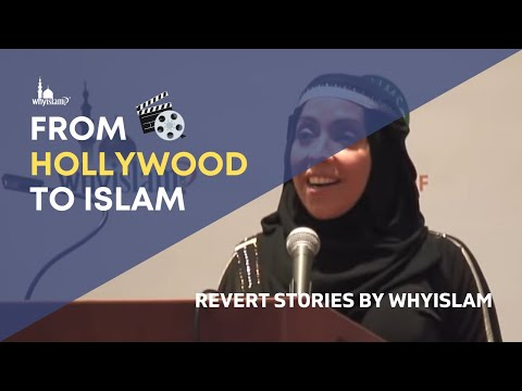 The Story of Sr. Zainab Ismail - From Hollywood to Islam
