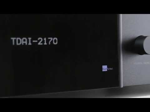 TDAI-2170 RoomPerfect setup video