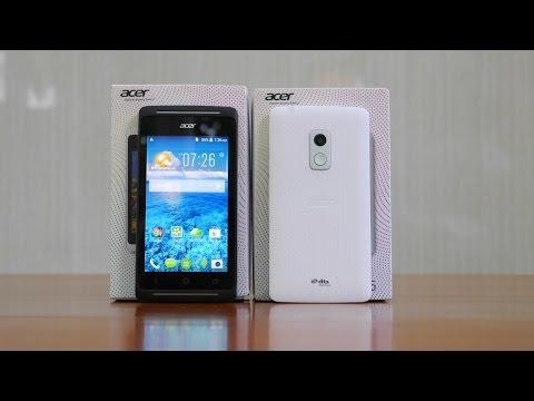 """Review Acer Liquid Z205: Smartphone RAM 1GB, dual SIM, monitor 4"""""""