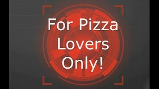 Pizza T-shirt Exclusive Mission for Pizza and tshirt Lovers