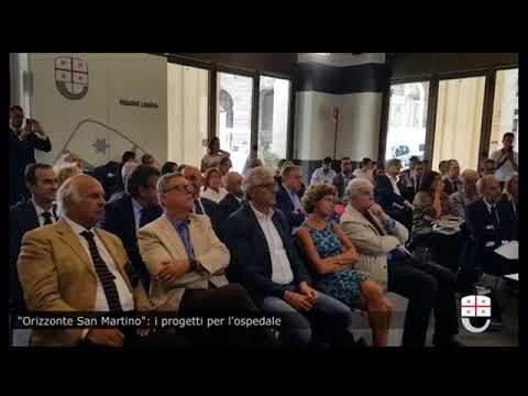 GENOVA, PRESENTATI I PROGETTI PER IL S. MARTINO DA REALIZZARE ENTRO IL 2024
