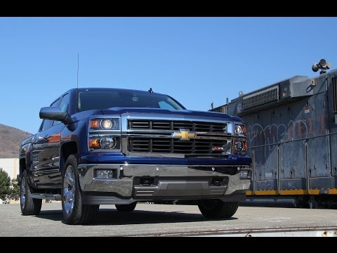 2014 Chevrolet Silverado and GMC Sierra 1500 Review