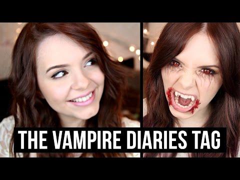 The Vampire Diaries TAG - Team Stefan oder Team Damon?