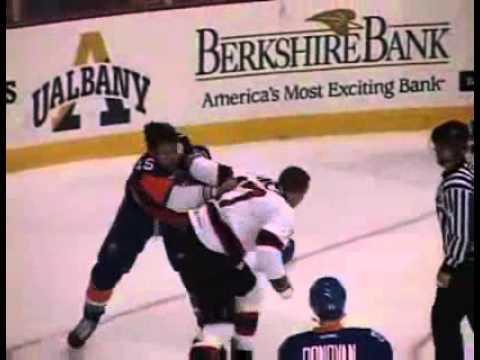 Brad Mills vs. Steven Oleksy