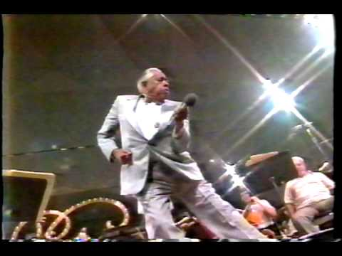 81 year old Cab Calloway performing Minnie the Moocher