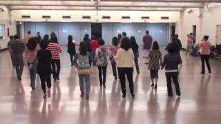 Line Dance: Midnight Rendezvous (La Ultima Noche)