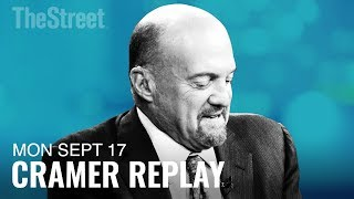 Jim Cramer on Tariffs, Coca Cola, Aurora Cannabis and Tyson Foods