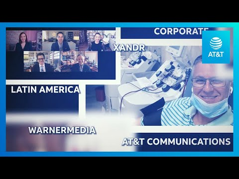 AT&T Creates Ways to Help Those Impacted by COVID-19-YoutubeVideoText