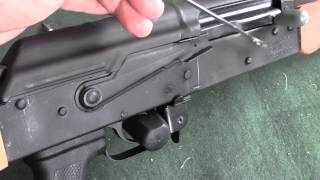 WASR 10 AK47  Things To Inspect Before Purchasing