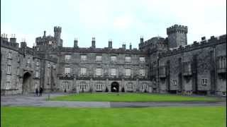 preview picture of video 'Kilkenny Castle, Ireland'