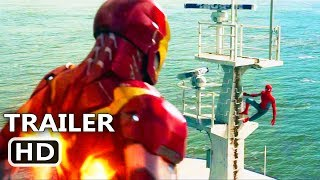 SPІDЕR-MАN HOMECOMІNG New International Trailer (2017) Marvel Movie HD