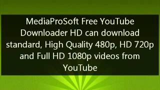 How to Download YouTube HD Videos Easily and Quickly [100% Free Software]