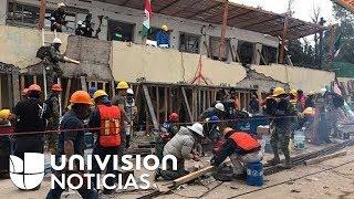 Video: Crónica del dramático rescate de 'Frida Sofía', la niña que nunca existió