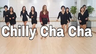 Chilly Cha Cha- Line Dance (Beginner) LaVon W. Duke