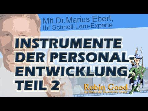 Instrumente der Personalentwicklung, Teil 2