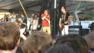Trippin down the freeway-Weezer-Bonnaroo