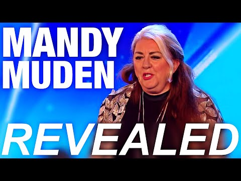 Mandy Muden: BGT Audition Magic Trick REVEALED (видео)