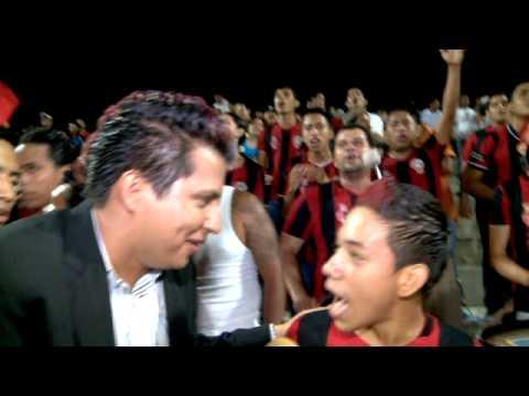 """""""REBELDES TN8 - EL CHE Y LA LEGIÓN ROJA Y NEGRA"""" Barra: Legión Roja y Negra • Club: Walter Ferretti"""