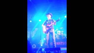 Bluebonnets in the Spring live by Aaron Watson