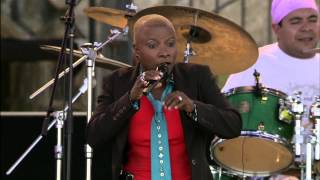 Angelique Kidjo - Bahia - 8/13/2006 - Newport Jazz Festival (Official)