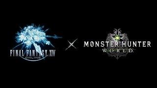 MHW Iceborne - Final Fantasy BGM overhaul - cinematic trailer
