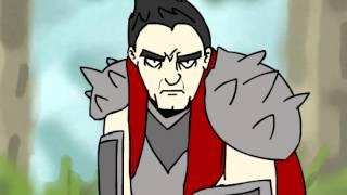 Darius High Fives Teemo