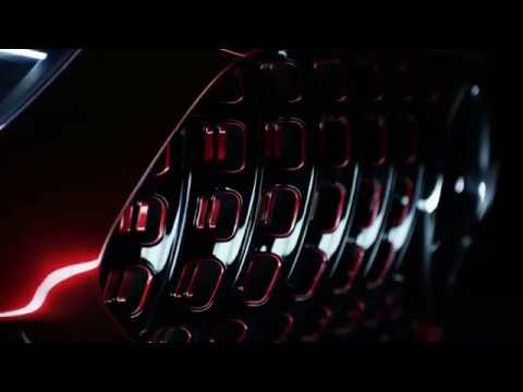 Teaser: Mercedes AMG GT Sedan Concept