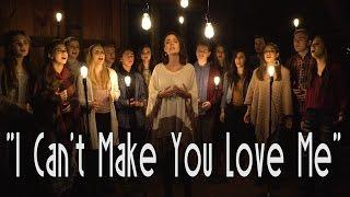 BONNIE RAITT - I Can't Make You Love Me (Forte A Cappella Cover)