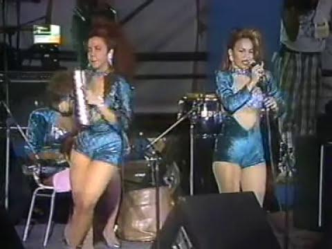 MIRIAN Y LAS CHICAS - JUANA LA CUBANA - VIVO