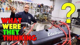 Weak Big Block Chev • Wrong Parts + Poor Assembly = No Power!