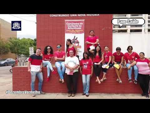 Dezembro Vermelho - mês de prevenção contra Aids