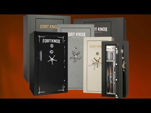 Are Your Guns Fort Knox Safe?