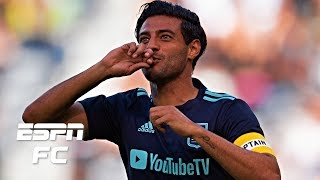 Is LAFC's Carlos Vela good enough to play for Barcelona? | ESPN FC