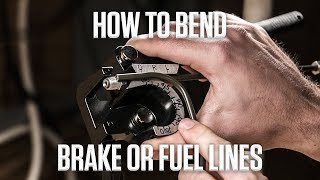 How to Bend Your Brake or Fuel Lines | Hagerty DIY