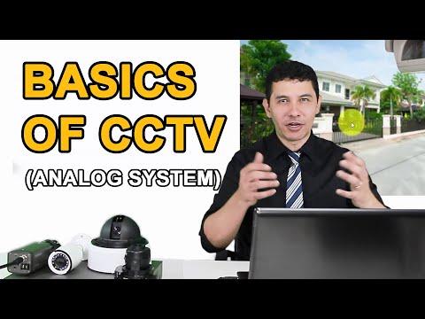 CCTV training - Basic Analog Systems (Updated 2020) - YouTube