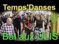 Dimanche 18 novembre 2018,  bal de Temps's Danses aux Ulis (Essonne)