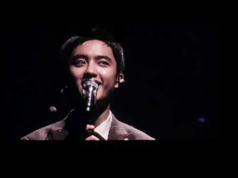 042818 EXO ElyXiOn In Manila DO KYUNGSOO SOLO WITH PARK CHANYEOL - FOR LIFE (English Version)