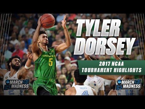 2017 NCAA Tournament: Oregon's Tyler Dorsey