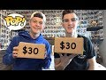 Two $30 Funko Pop Mystery Boxes!