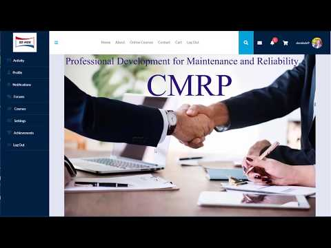 CMRP Exam Sample Questions, Mock Exam and Video Tutorial ...