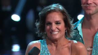 HD Mary Lou and Sasha Dancing With The Stars Premiere Night 2 | Week 1 - Redemption Cha Cha
