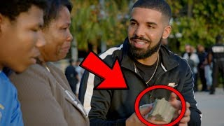 THIS IS WHY PEOPLE HATE DRAKE... (W/ God